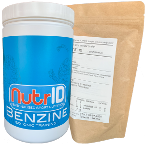 NutrID Benzine isotonic training