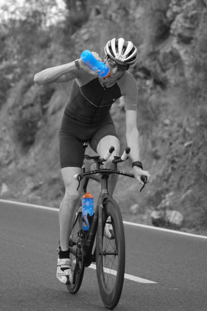 Eric van der Linden 70.3 Ironman Mallorca 2018
